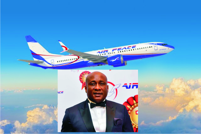 Image result for airpeace boss